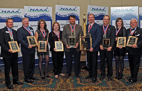 2013 NAAA Award Winners